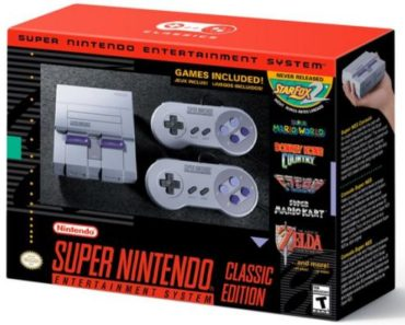 What is the SNES Classic and when can you get it? By Viral Awesome Admin.